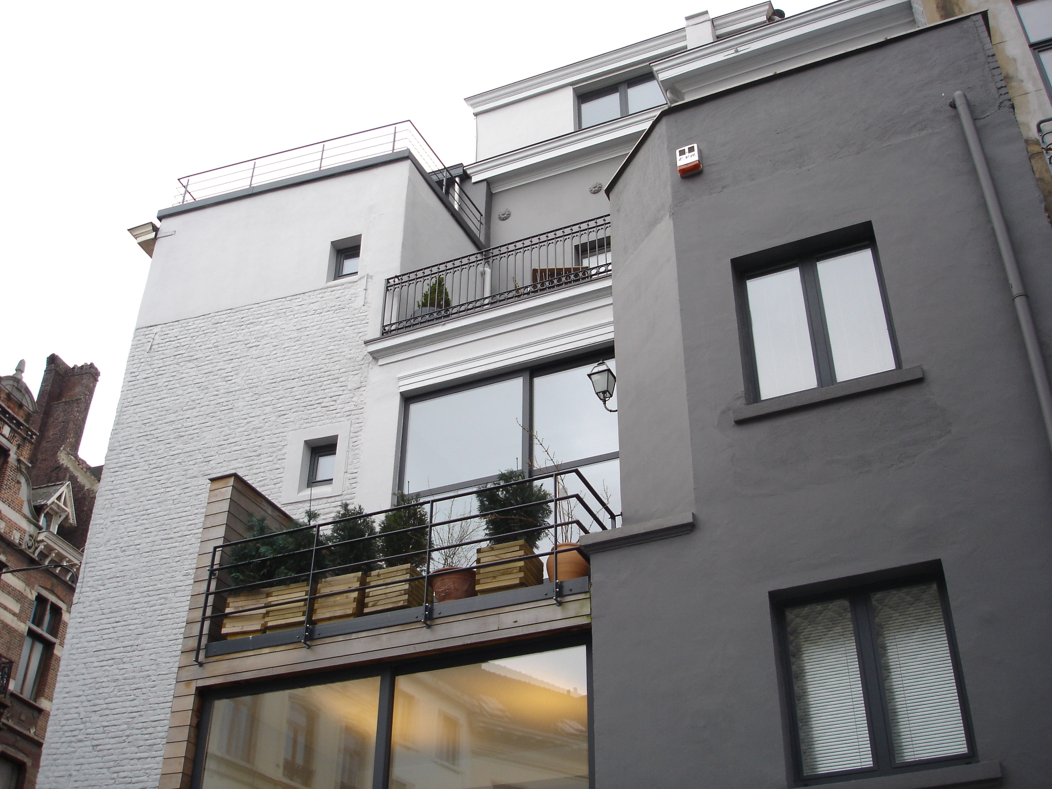 Papalampropoulos architecture bureau shops